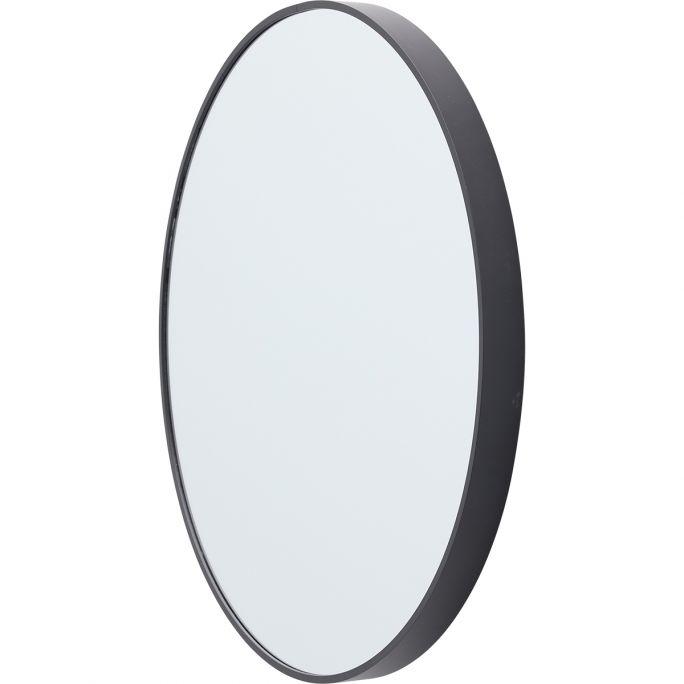 Spiegel Felice zwart 40cm