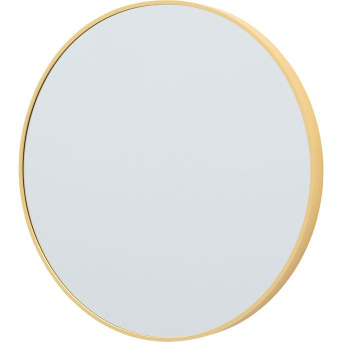 Spiegel Felice goud 80cm