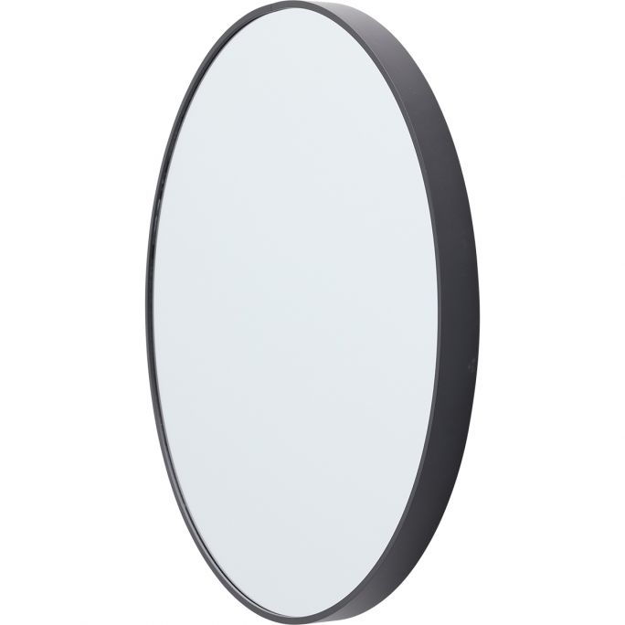 Spiegel Felice zwart 80cm