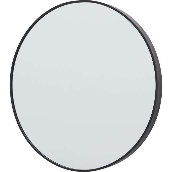 Spiegel Felice zwart 100cm