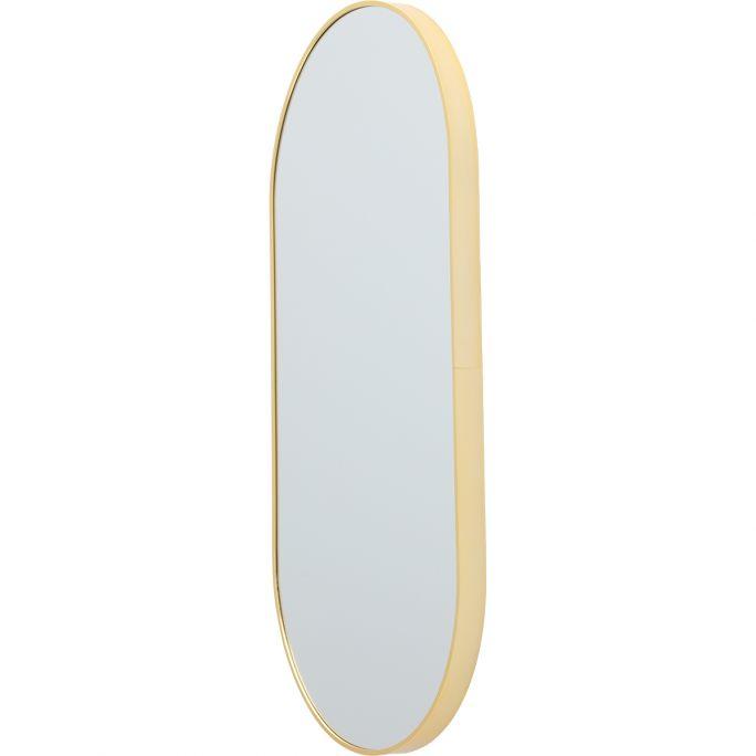 Spiegel Floriana goud 150cm hoog