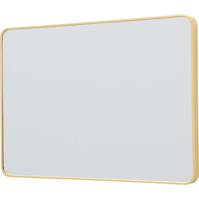 Spiegel Frederica goud 80x120cm