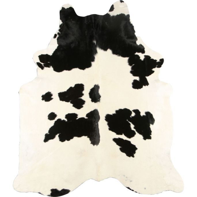 Koeienhuid Hiya zwart/wit