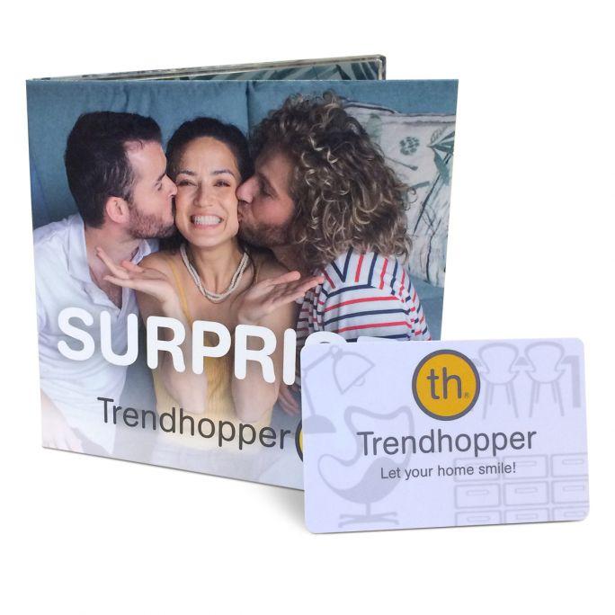 Trendhopper Cadeaukaart 25 euro