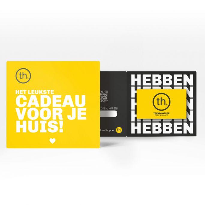 Trendhopper Cadeaukaart 50 euro