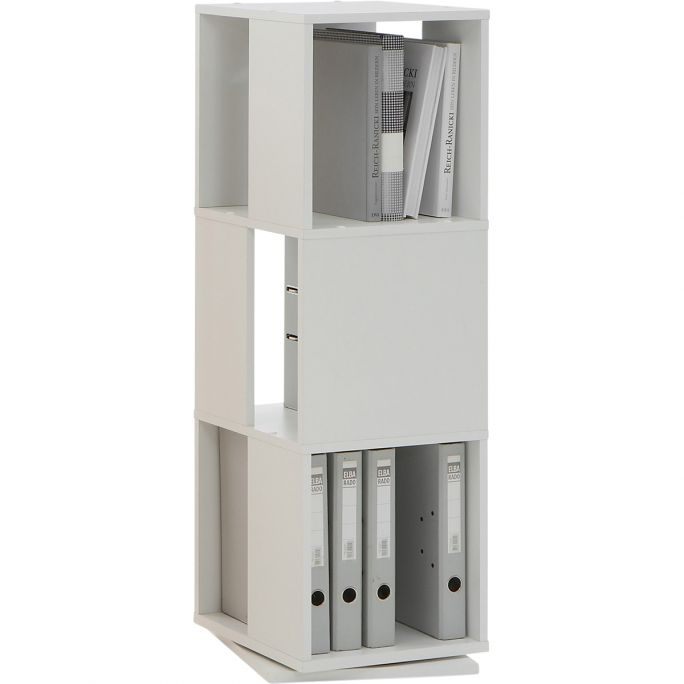 Draaibare kast Tower Wit
