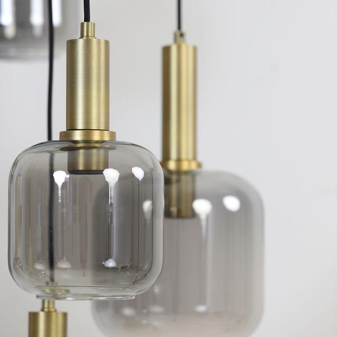 Hanglamp Loki 9-lichts