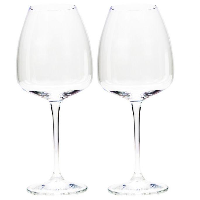 Wijnglazen Wit set van 2 61cl