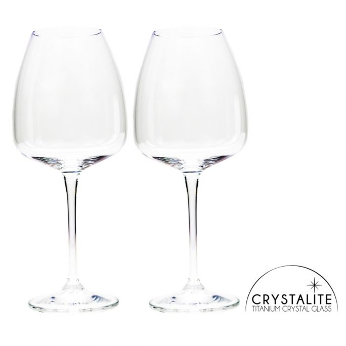 Wijnglazen Set 2dlg 61cl (witte wijn)