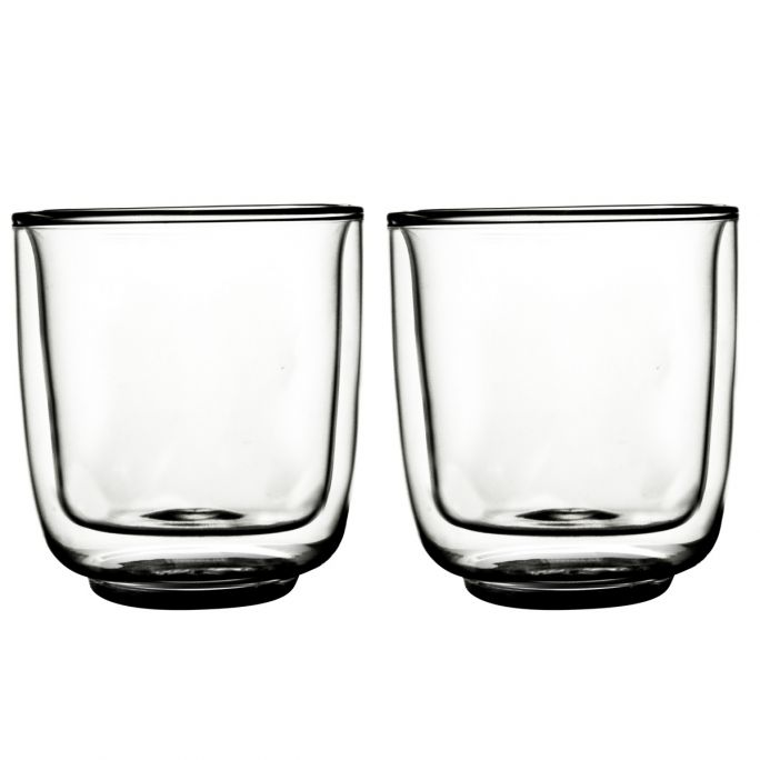 Theeglas Fika 275ml set van 2