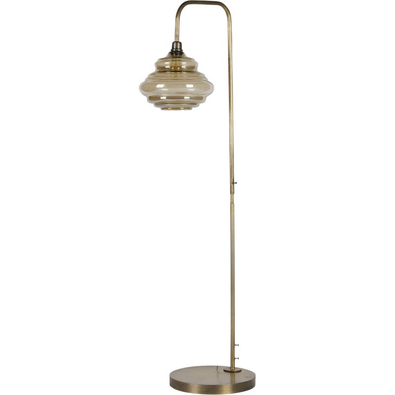 Op Design & Trends: Alles voor de inrichting van uw woning is alles over design | trends te vinden: waaronder trendhopper en specifiek Obvious staande lamp antique brass