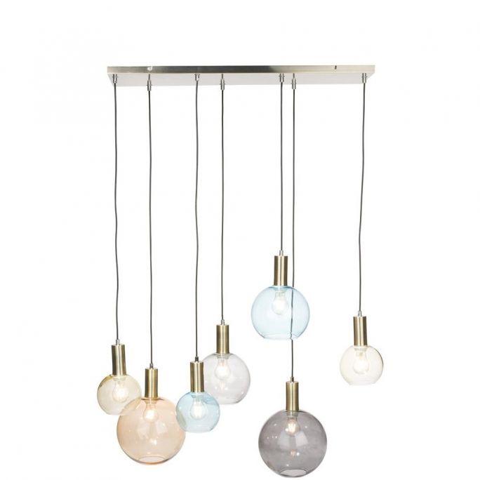 Gaby hanglamp 7*e27 Coco Maison