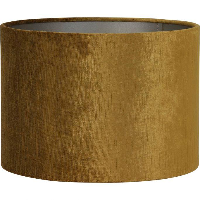 Lampenkap Gemstone 25-25-18 goud