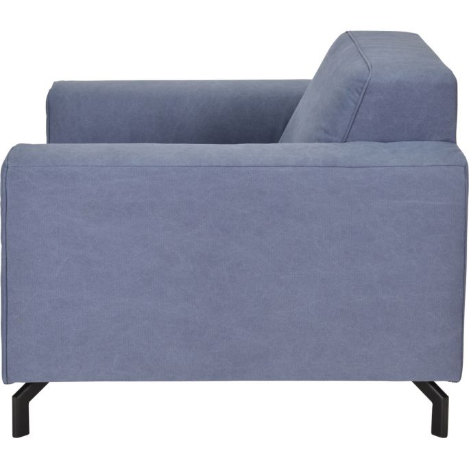 Fauteuil Talbot stof Rover Denim