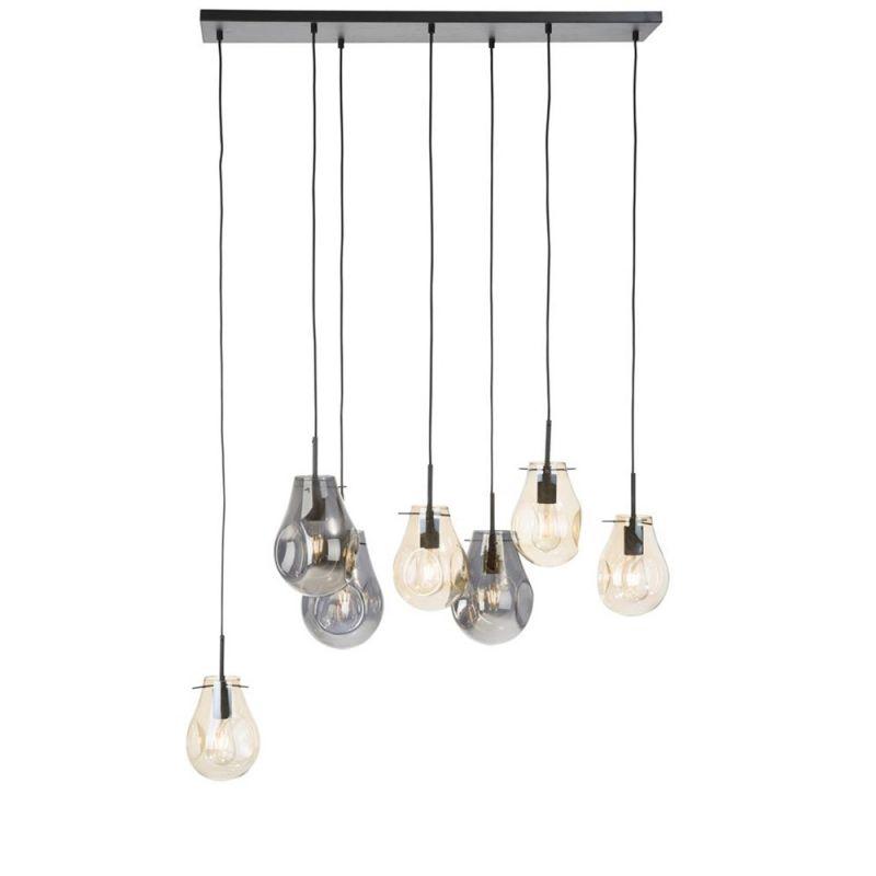 Charlie hanglamp 7*e27 Coco Maison