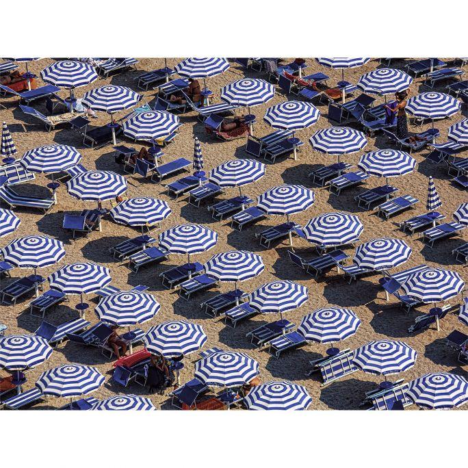 Wanddecoratie Summer Time 004 40x30cm