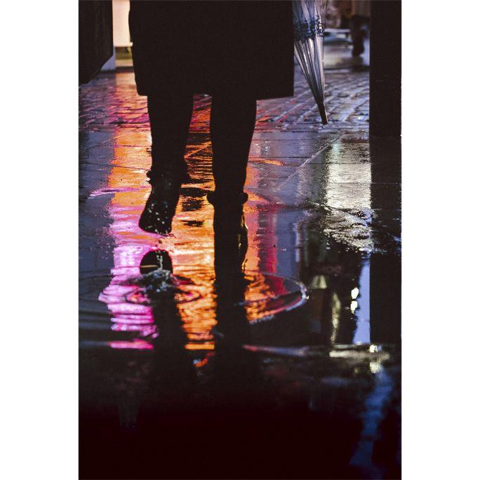 Wanddecoratie City Life 018 20x30cm