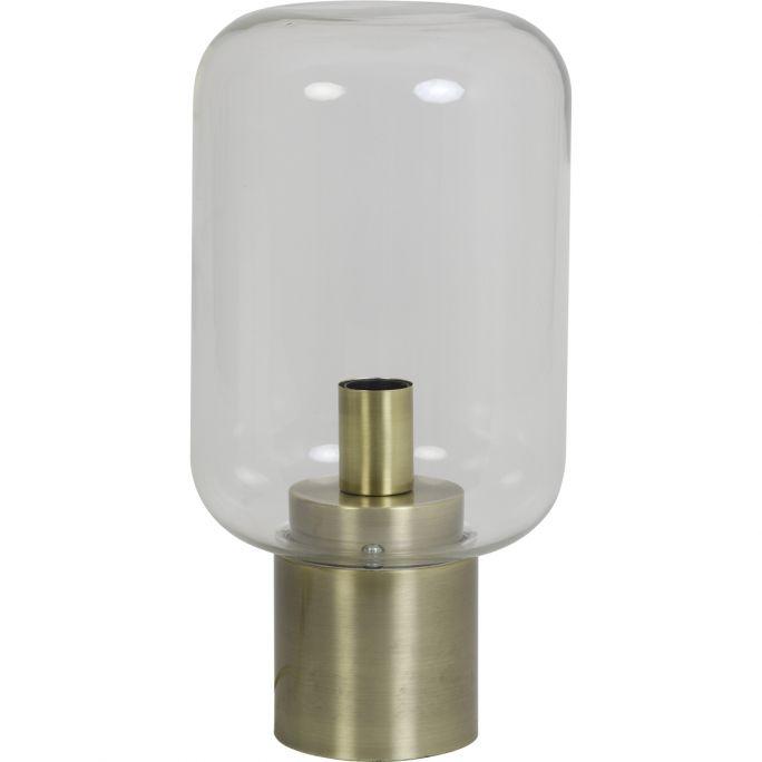 Tafellamp Ailo goud 52cm hoog