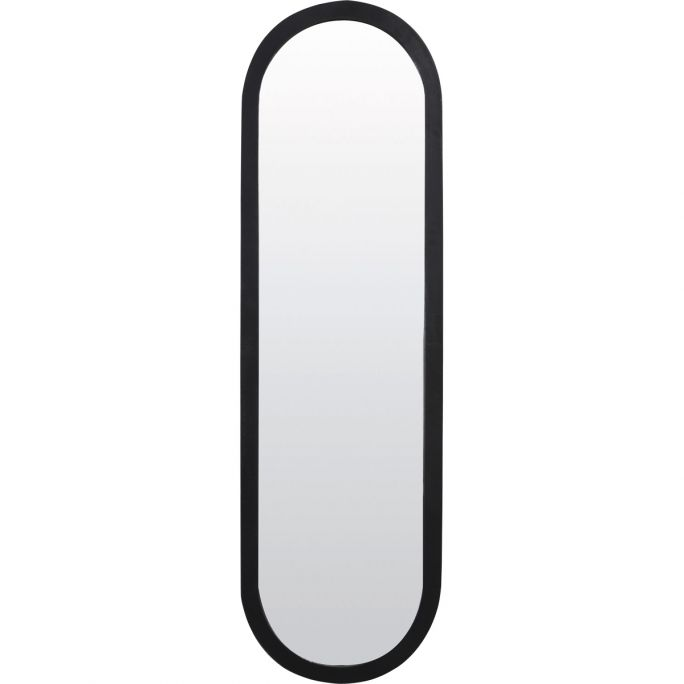 Spiegel Sienna zwart 122cm