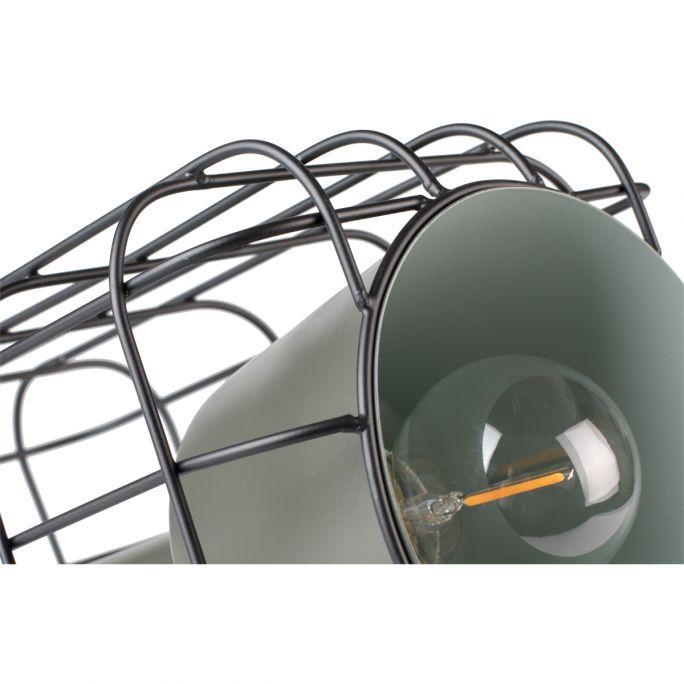 Tafellamp Krystof zwart
