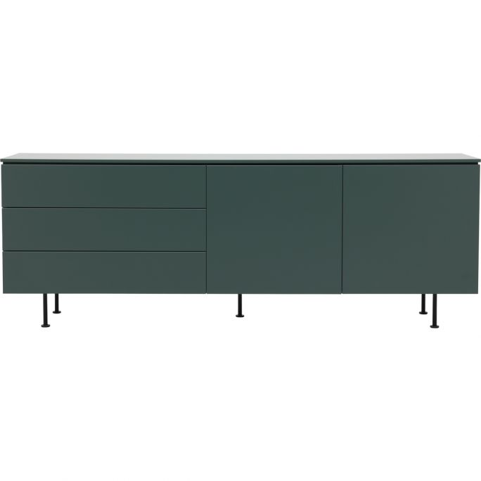 Dressoir Plain groot Forest Green