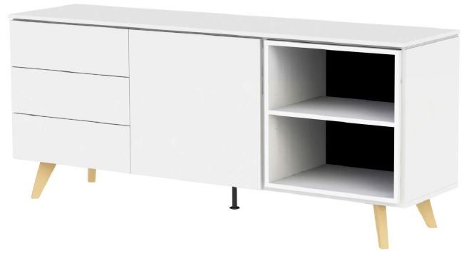 Dressoir Plain White