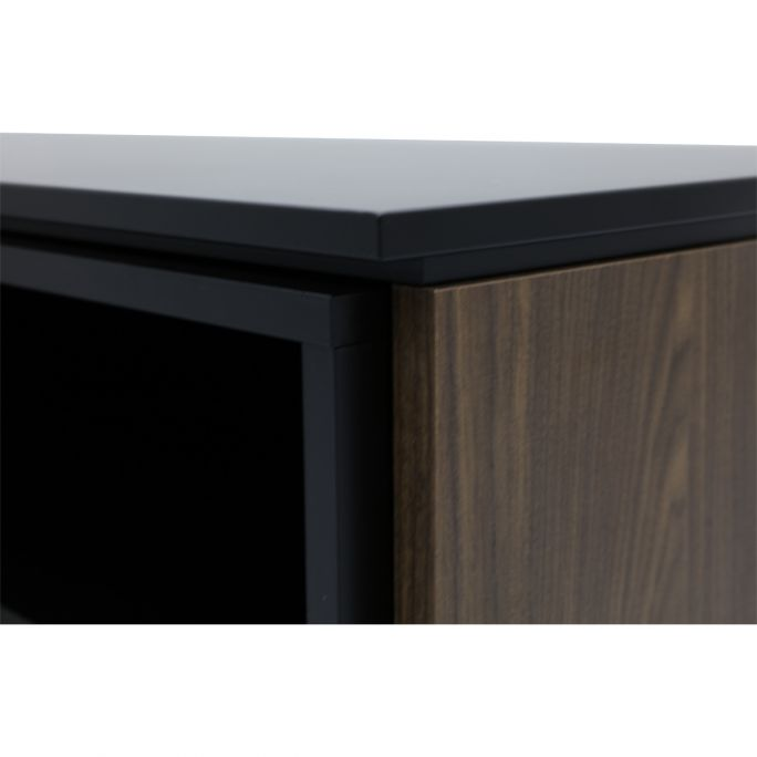 TV meubel Plain Black