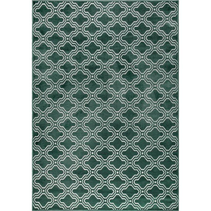 Vloerkleed Fe 160x230 groen