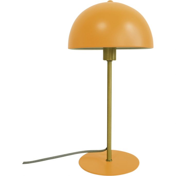 Tafellamp Bjarn okergeel