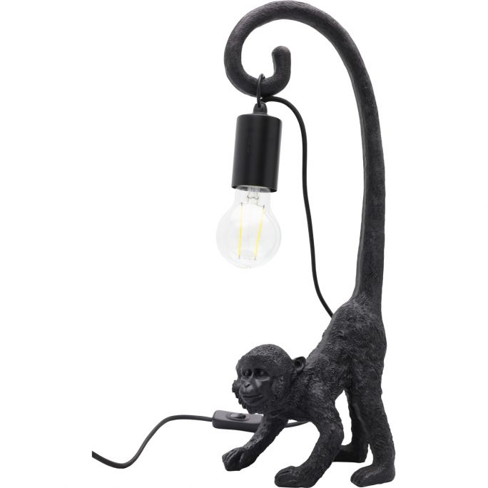 Wandlamp Apenstaart (excl. lichtbron)