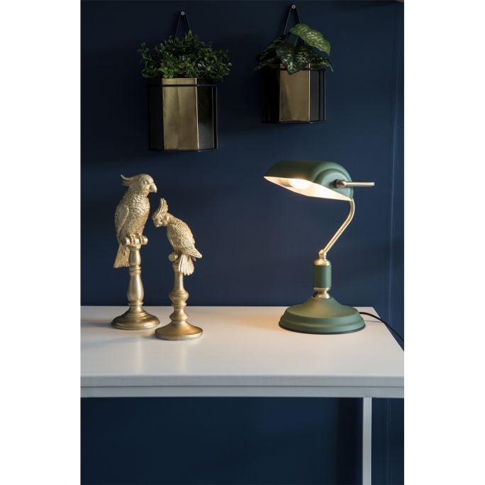 Tafellamp Brynn groen