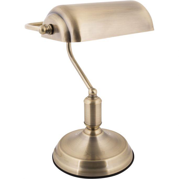 Tafellamp Brynn goud
