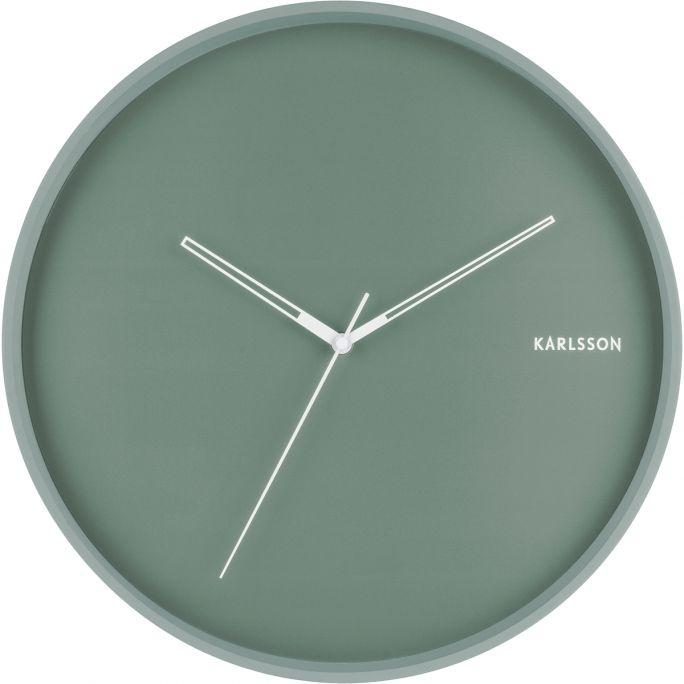 Klok Hue groen