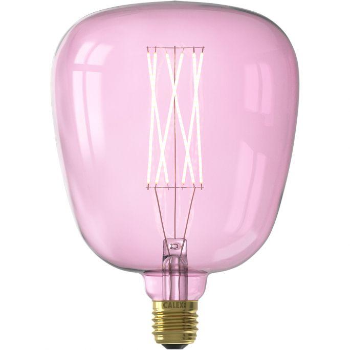 Filament Kiruna LED quartz pink