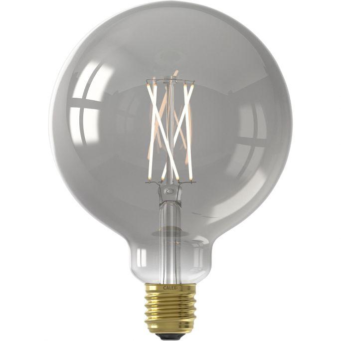 SMART Filament LED Globe smokey
