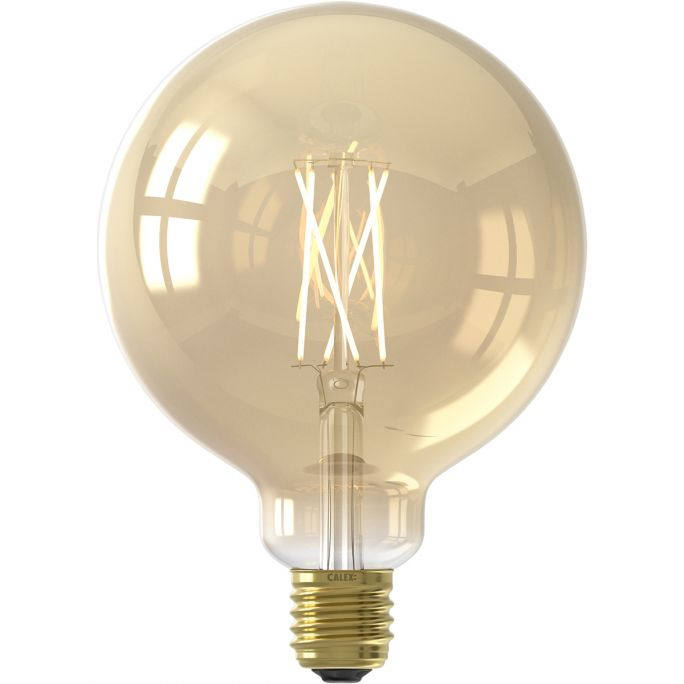 SMART Filament LED Globe gold