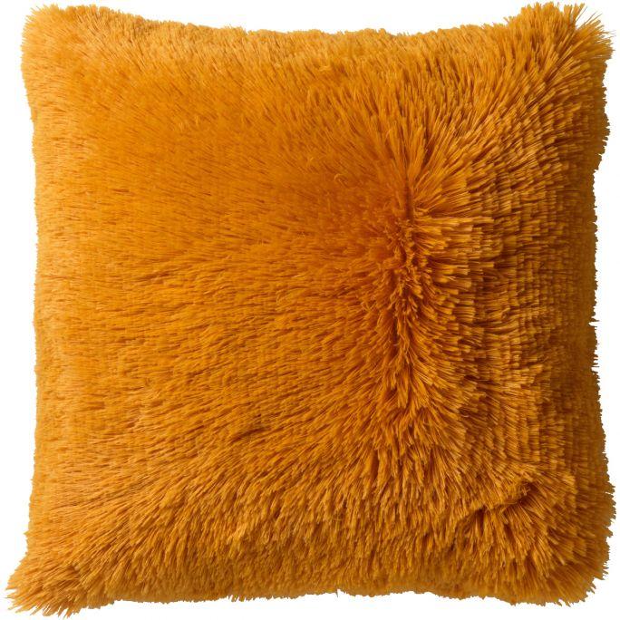 Kussenhoes Fluffy 45x45 Golden Glow
