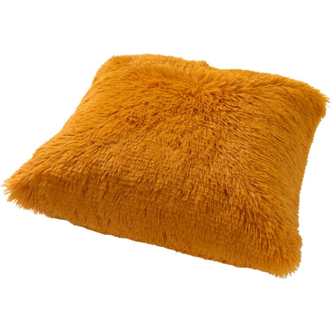 Kussenhoes Fluffy 45x45 Golden Glow
