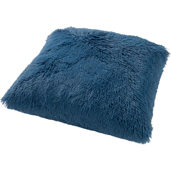 Kussenhoes Fluffy 45x45 Provincal Blue