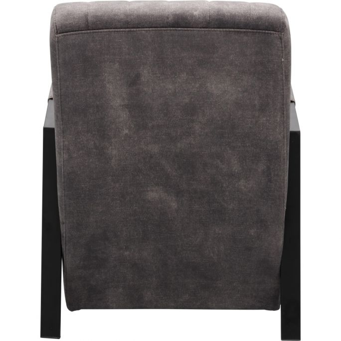 Fauteuil Vimy Antraciet