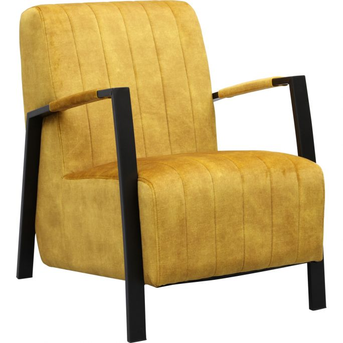 Fauteuil Vimy Gold