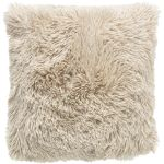 Kussenhoes Fluffy 45x45  Pumice Stone
