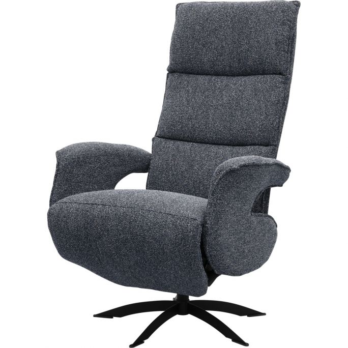 Relaxfauteuil Lunia Dubbel stiksel maat M