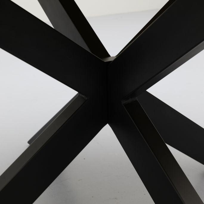 Eettafel Ubud  130 cm rond