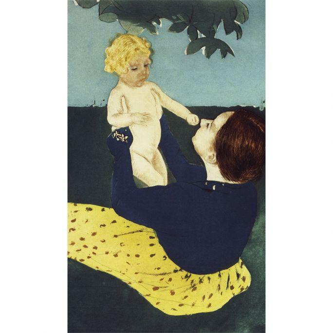 Wanddecoratie Art Facsimile 027 70x118cm