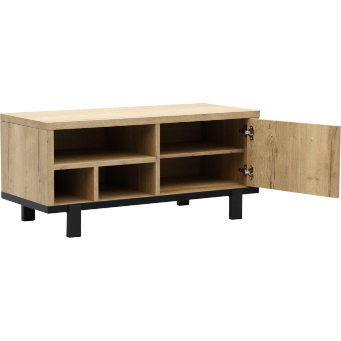 TV meubel Wilson 1drs/3open vak