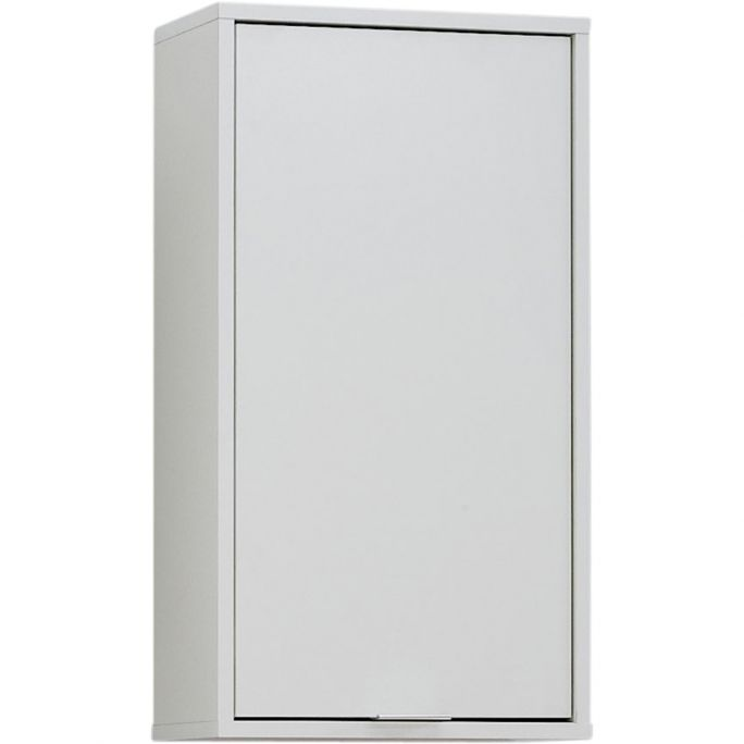 Badkamerhangkast 1 deur Zeist - wit