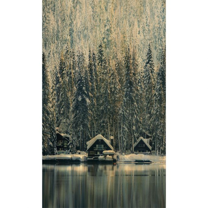 Wanddecoratie Winter Wonders 001 70x118cm