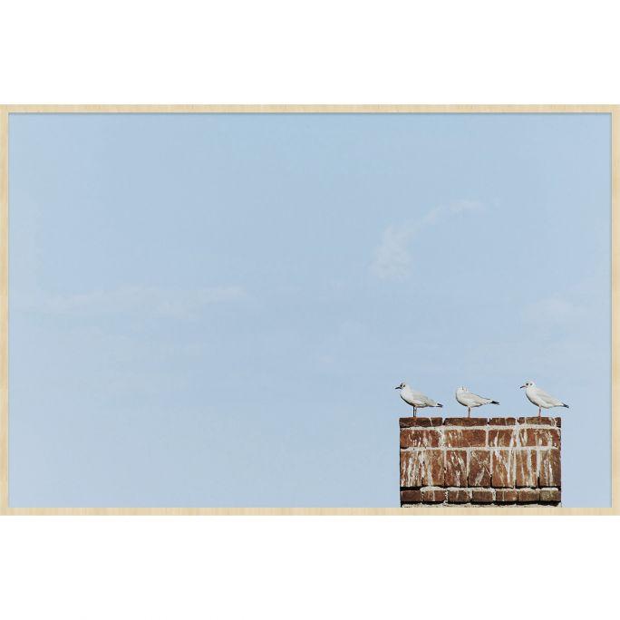 Wanddecoratie Summer Time 009 148x98cm