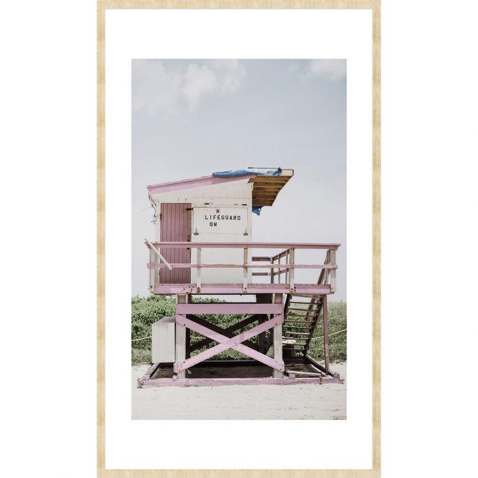 Wanddecoratie Summer Time 012B 70x118cm